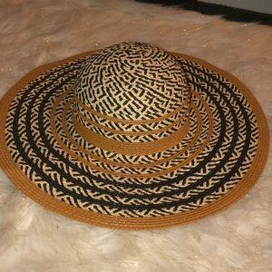 Express Patterned Sun/Floppy Hat